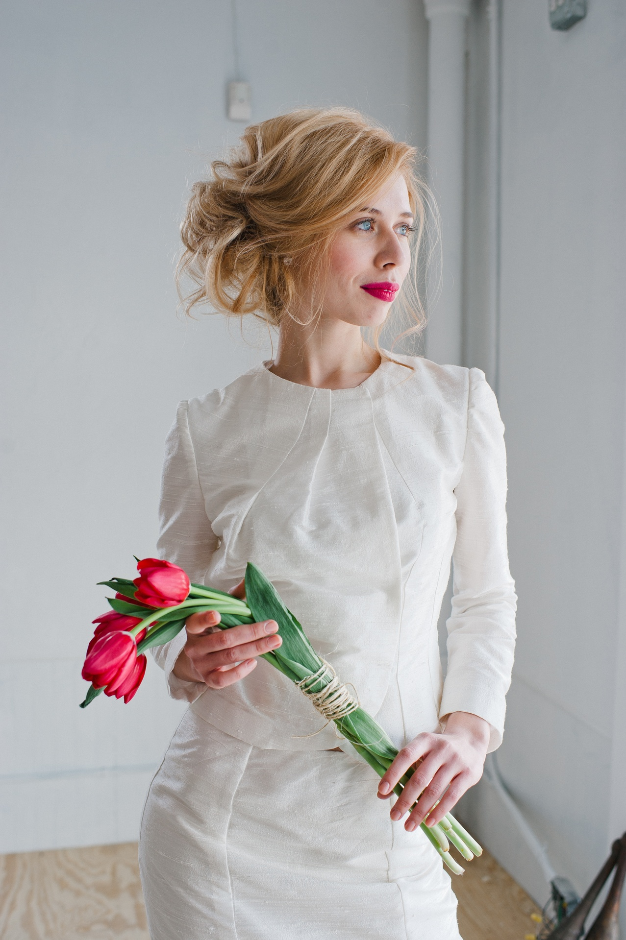 made by anatomy Bridal Look Book